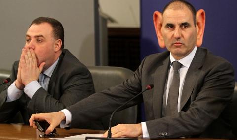 Няма мърдане! Цацаров забрани на Цветанов да напуска България! Вижте защо!