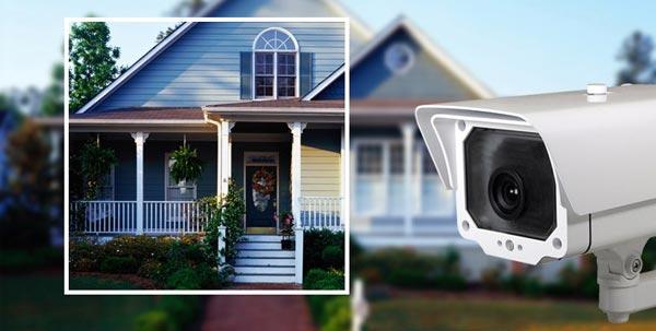 Приложение на охранителните камери и видеонаблюдението